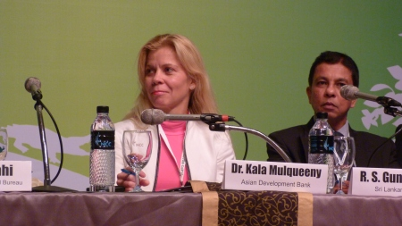 2 Dr.Kala moderating a panel