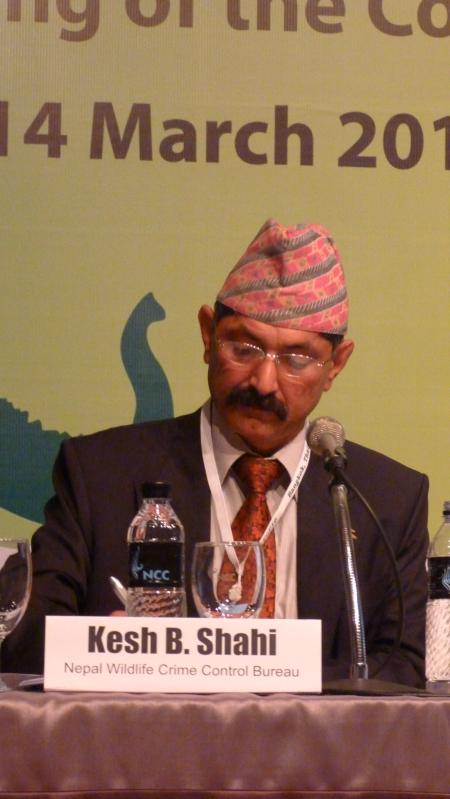 2 Kesh B Shahi - Nepal Wildlife Crime Control Bureau