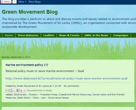 Green Movement Blog- zoomed