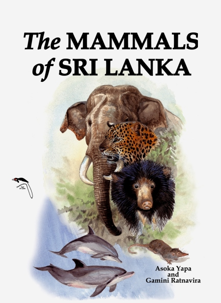 The Mammals of Sri Lanka - Cover