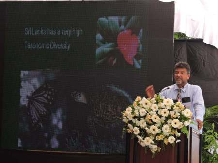 BioDiv Day - from Dr.Siril's talk
