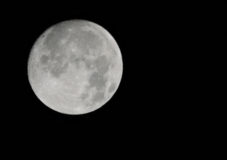 Vesak Full Moon 1 - the closeup